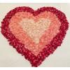 Оформление Дня святого Валентина. Лепестки роз на День Влюбленных. Подарите любимым сказку