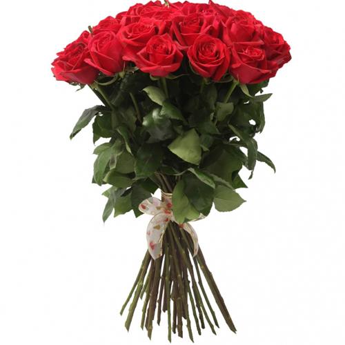 Заказать букет из 21 красной розы заказать шоколадный букет минск