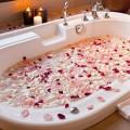 Лепестки роз для ванны