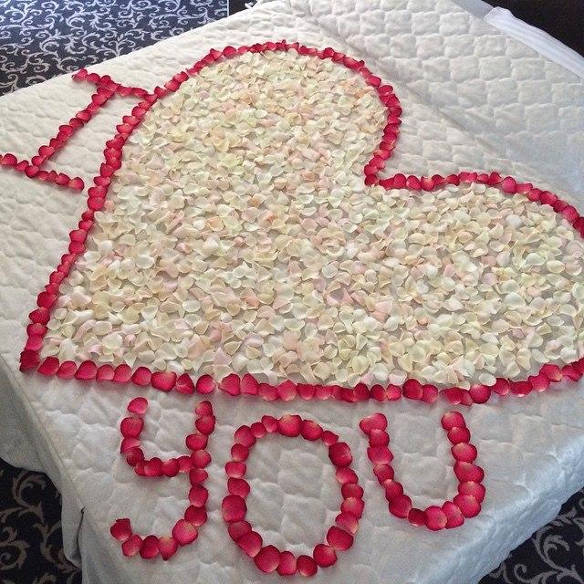 День Святого Валентина оформление своими руками