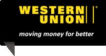 Оплата через Western Union